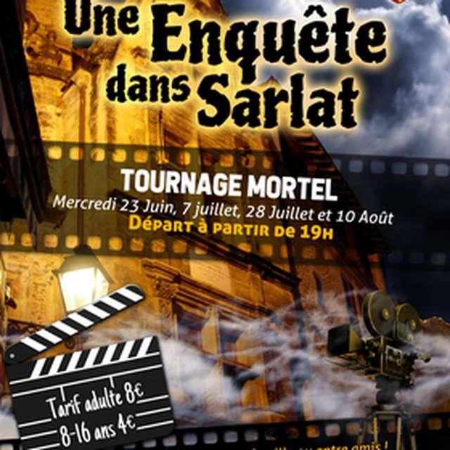 Une enquête dans Sarlat