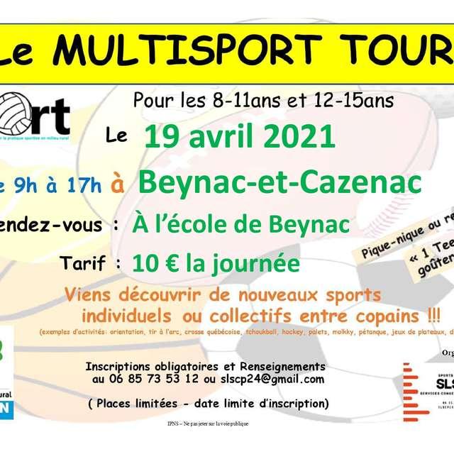Multisport tour