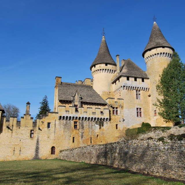 Châteaux en Fête : Château de Puymartin