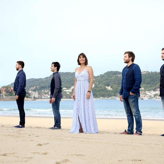 Voix Basques - Les Musicales du Causse