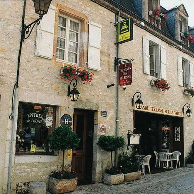 Restaurant Le Terminus des Pèlerins