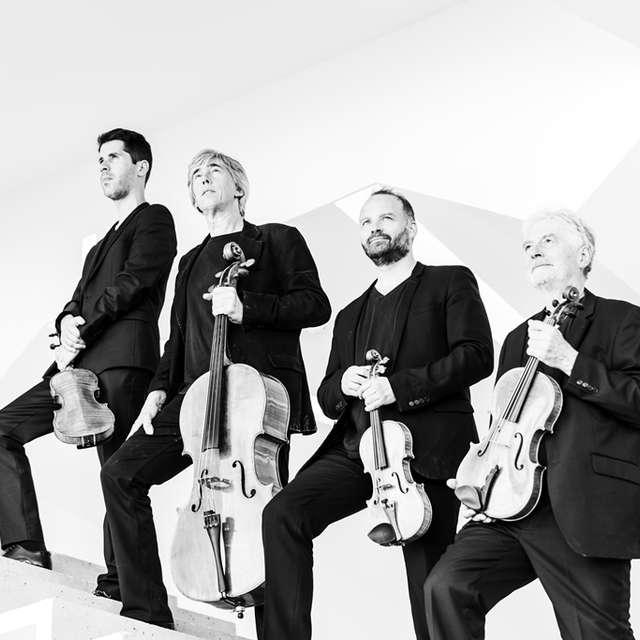 Quatuor Parisii « (R)ÉVOLUTION(S) »   -  Les Musicales du Causse