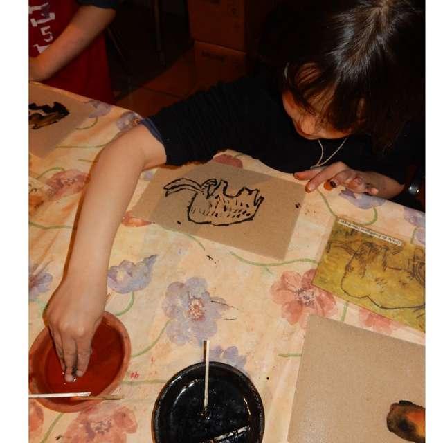 Pays d'Art et d'Histoire : Atelier de Pratique Artistique en famille