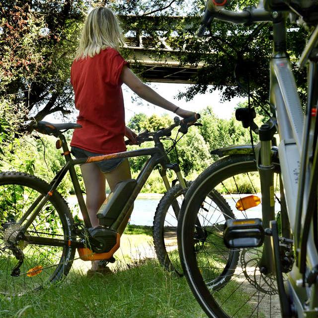 Copeyre VTT-VTC- Vélo  électrique