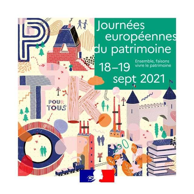 Journées Européennes du Patrimoine : Visite  de l'Eglise  Saint-Germain