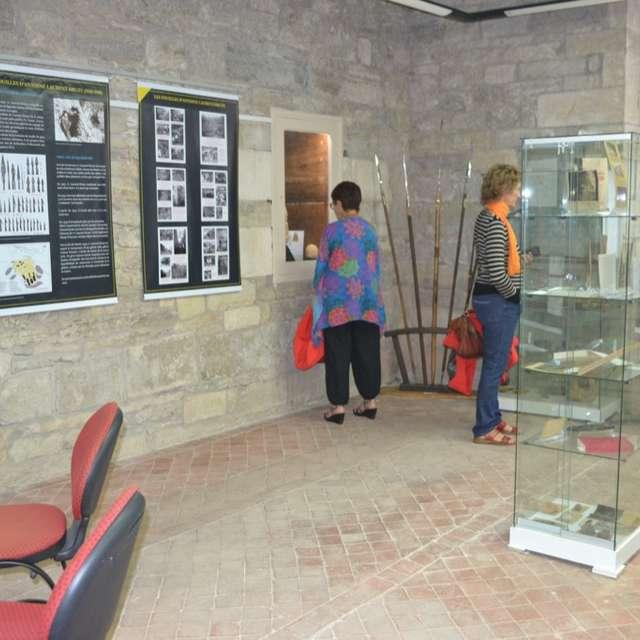 Journées Européennes du Patrimoine:Visite du Musée Gallo-Romain d'Uxellodunum