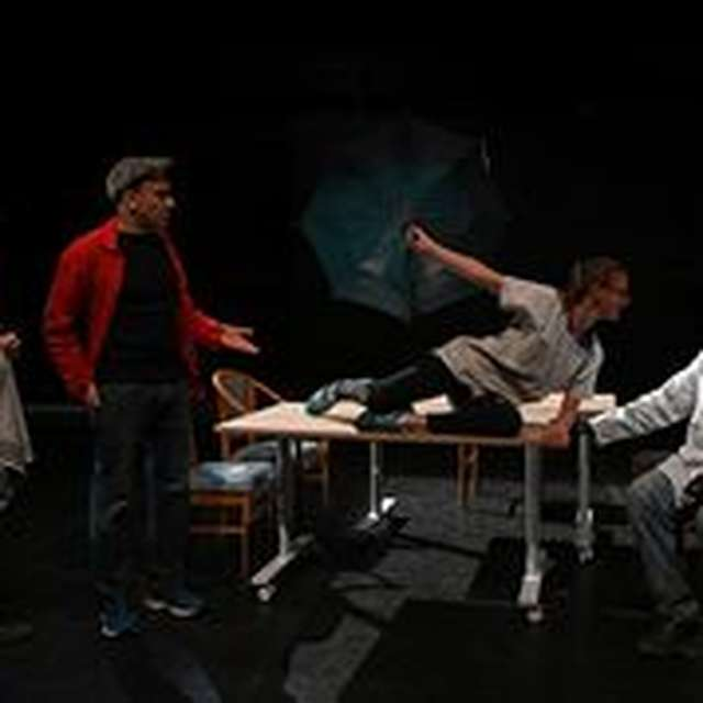 Théâtre de l'Usine : Débat, La Place de nos Aînés dans nos Vies