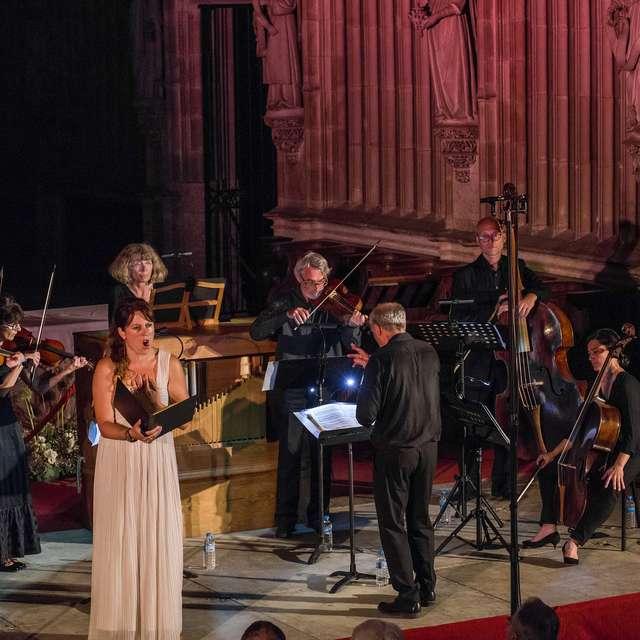 REPORTE AU 14 MARS Concert de l' Ensemble Baroque de Toulouse