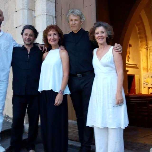 Concert Polyphonie Sacrée et Orgue
