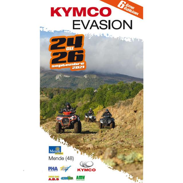 KYMCO ÉVASION