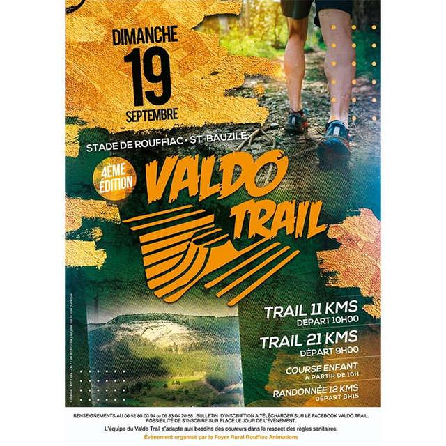 VALDO TRAIL  -  4ÈME ÉDTION