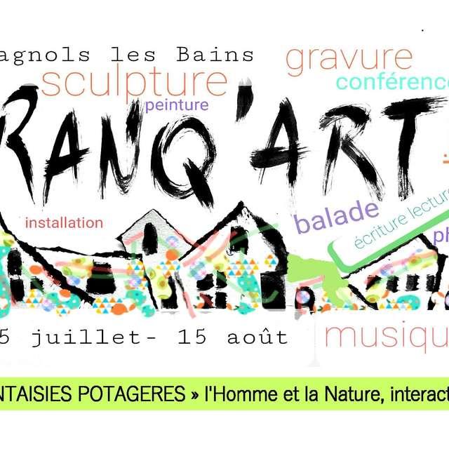 RANQ'ART : NOCTURNE À LA GRANGE-GALERIE