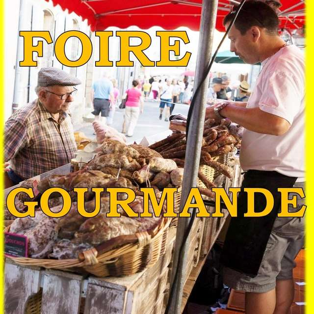 FOIRE GOURMANDE