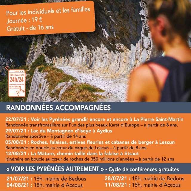 Voir les Pyrénées autrement : Voir les Pyrénées grandir encore et encore à La Pierre Saint-Martin