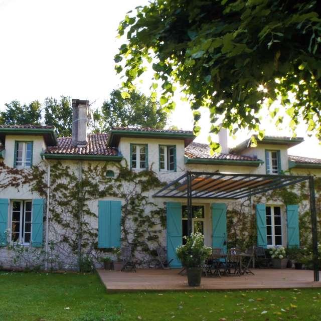 Bel Air Maison d'Hôtes des Landes - Chambre Huchet