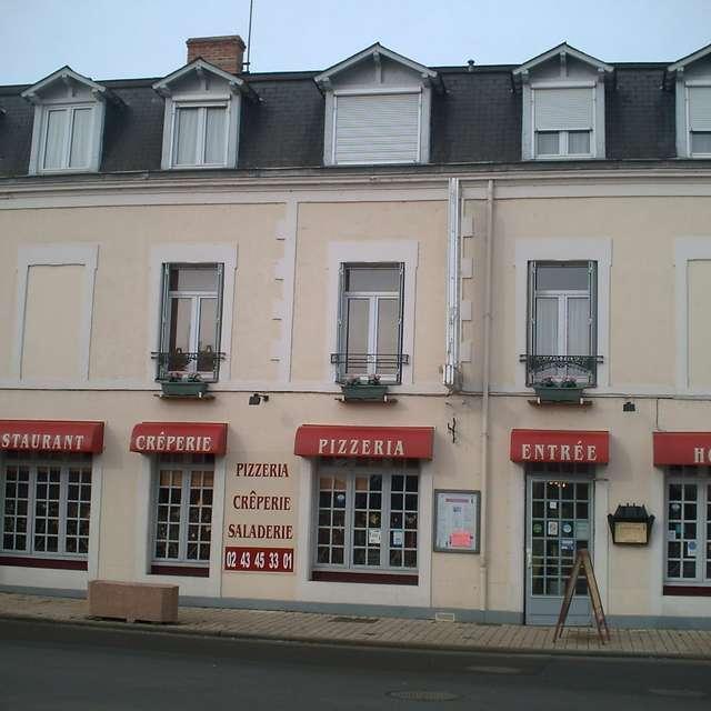 HOTEL RESTAURANT LE MAINE