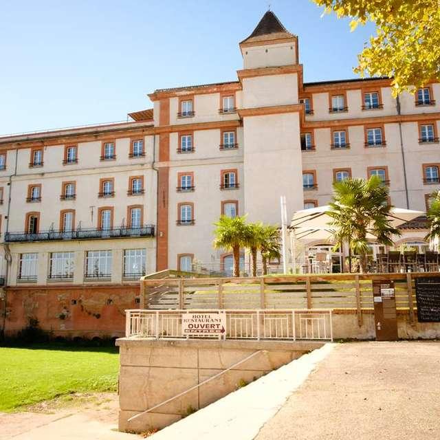 Hôtel Restaurant le Moulin de Moissac