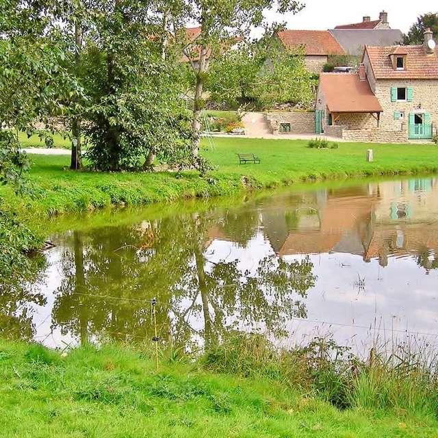 Location Gîtes de France - ARS - 6 personnes - Réf : 23G1110