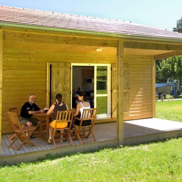 Location Gîtes de France - LA CHAPELLE TAILLEFERT - 6 personnes - Réf : 23G1154