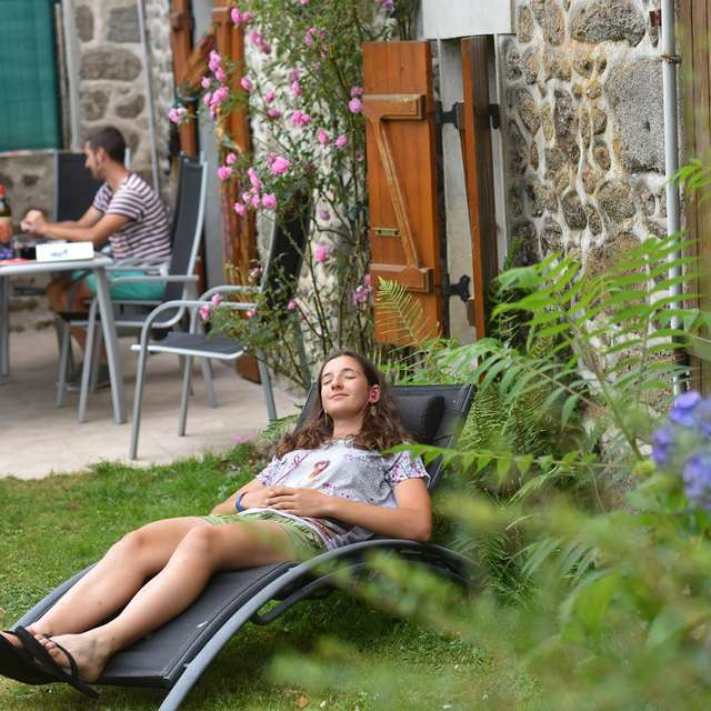Location Gîtes de France - LE GRAND BOURG - 6 personnes - Réf : 23G1267