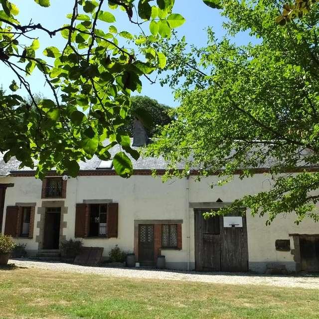 Location Gîtes de France - LINARD - 4 personnes - Réf : 23G420