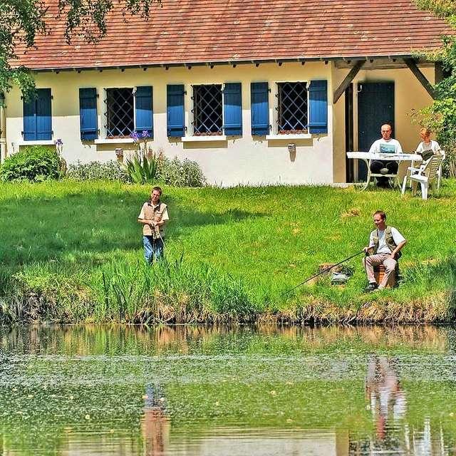 Location Gîtes de France - AHUN - 3 personnes - Réf : 23G952