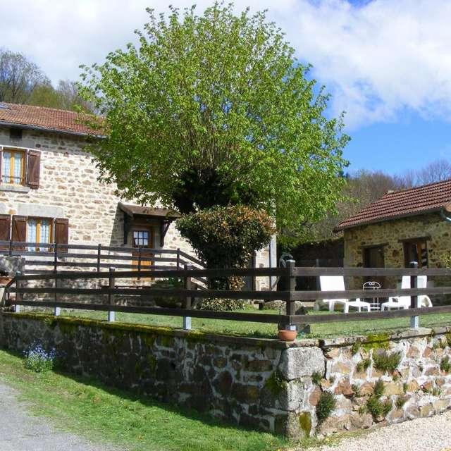 Location Gîtes de France - SAINT MOREIL - 6 personnes - Réf : 23G971