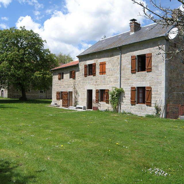 Location Gîtes de France - LA VILLETELLE - 9 personnes - Réf : 23G922