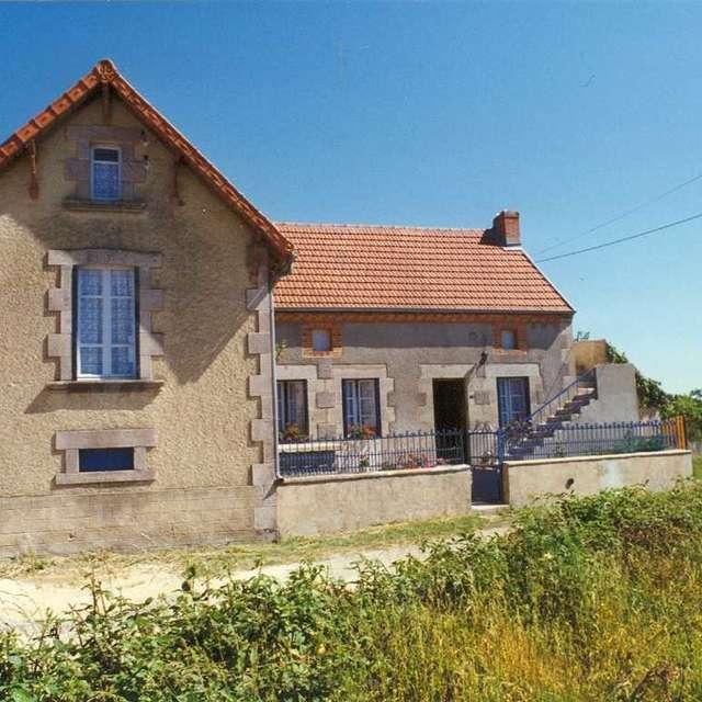 Location Gîtes de France - VIERSAT - 4 personnes - Réf : 23G838