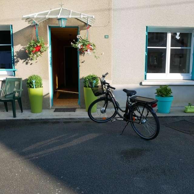 Location Gîtes de France - LE BOURG D'HEM - 4 personnes - Réf : 23G1433