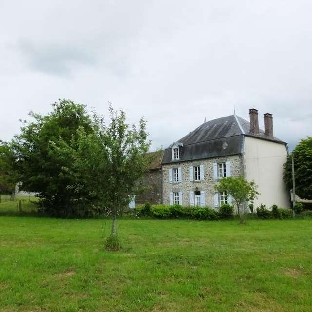 Location Gîtes de France - FURSAC - 8 personnes - Réf : 23G425