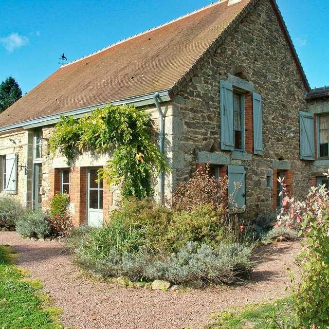 Location Gîtes de France - CHATELUS MALVALEIX - 4 personnes - Réf : 23G972