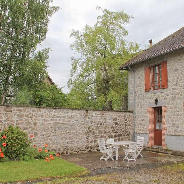 Location Gîtes de France - MERINCHAL - 5 personnes - Réf : 23G883