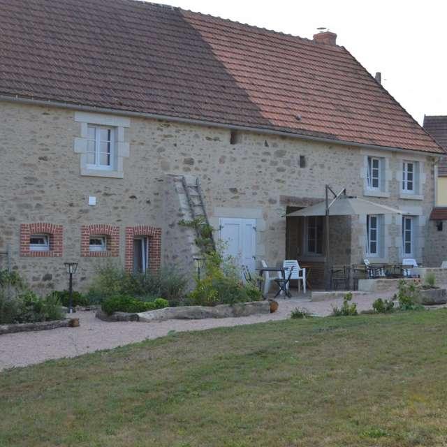 Location Gîtes de France - NOUZIERS - 7 personnes - Réf : 23G1434