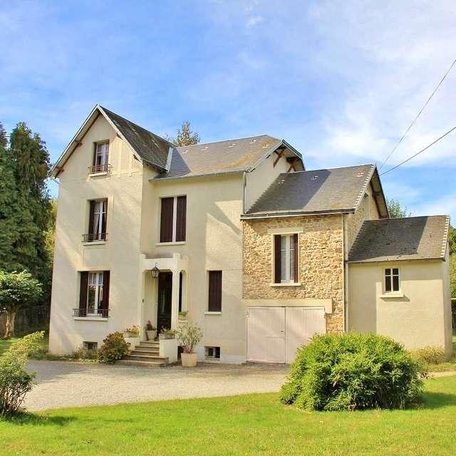 Location Gîtes de France - FURSAC - 9 personnes - Réf : 23G1068