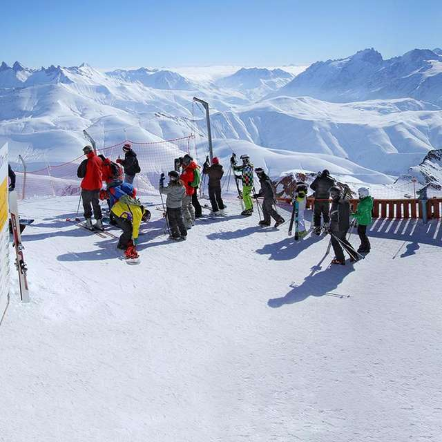 Panorama du Pic Blanc