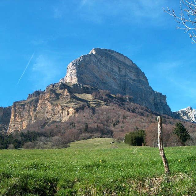 Itinéraire cyclotourisme : Col du Coq depuis le Plateau des Petites Roches