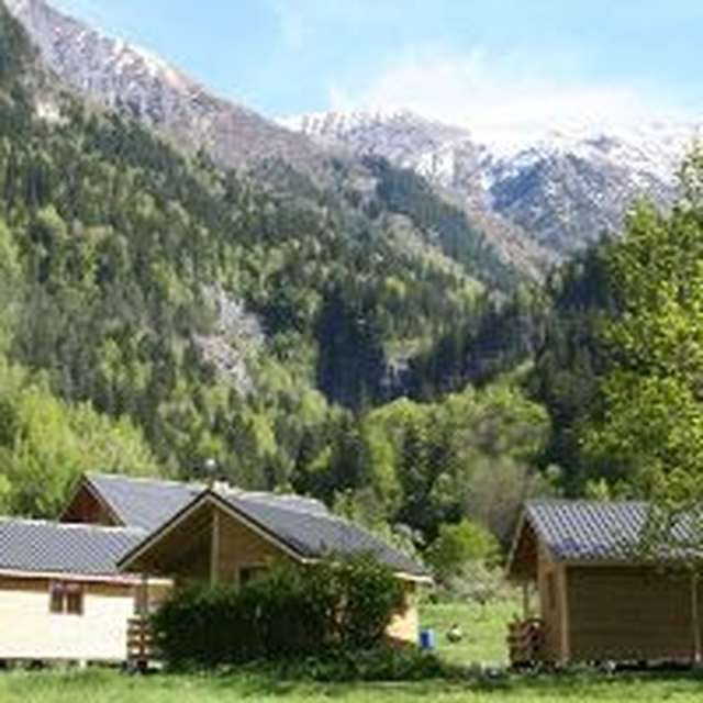 Chalet La Cascade