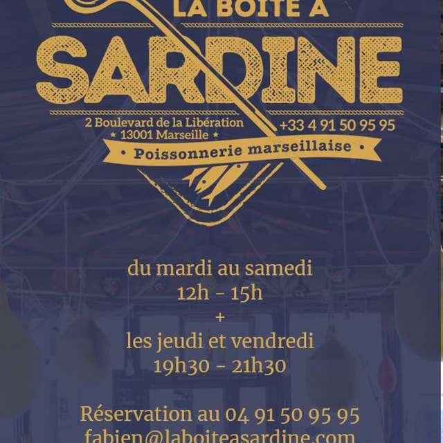 La Boîte à Sardine