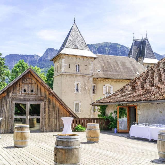 Château de Saint-Sixt