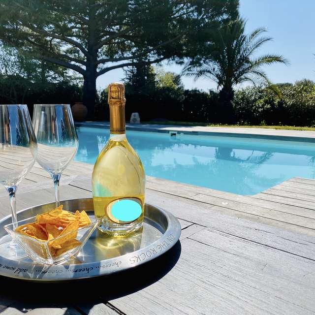 VILLA 55 - Chambres d'hôtes de charme - Golfe de St-Tropez