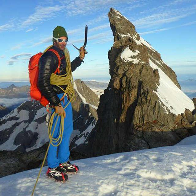 Yann Mimet - Guide de haute montagne