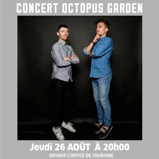 Concerts à la station