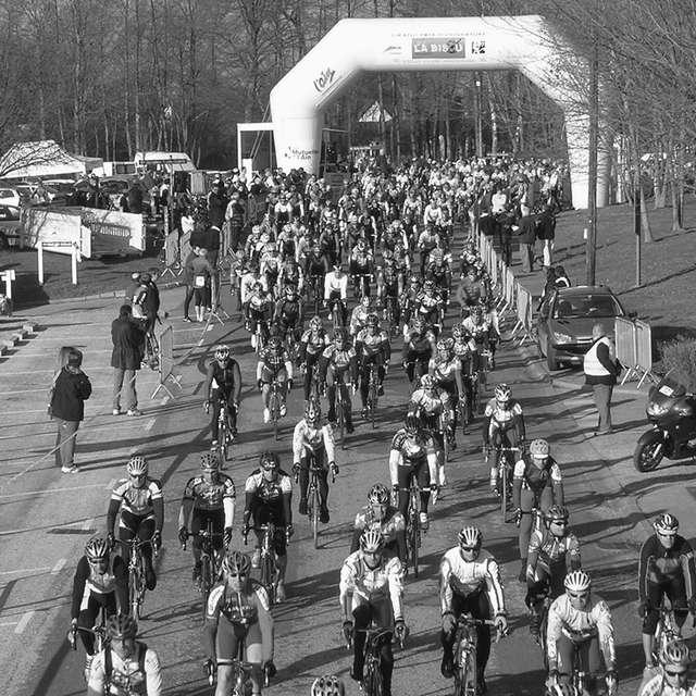 Course cyclosportive La Bisou