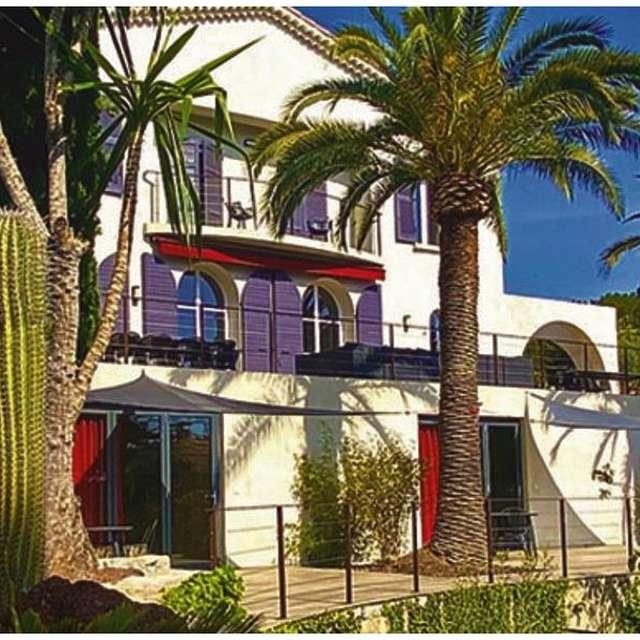 Séjour dans une luxueuse maison et découverte de la cuisine provençale