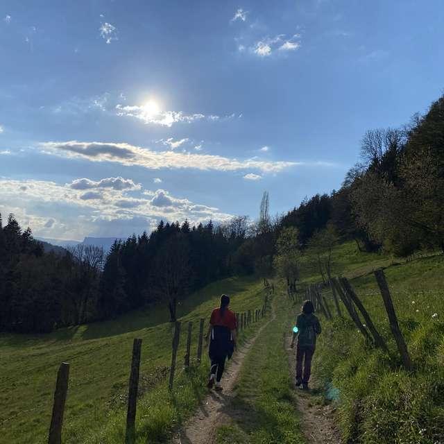Plateau des Petites Roches - Parcours d'orientation patrimoine adulte