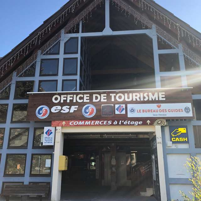Office de Tourisme de Serre Chevalier Vallée Briançon