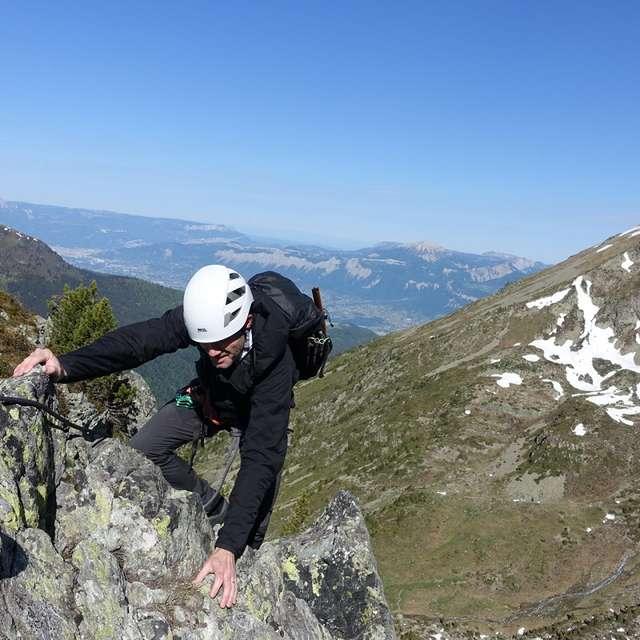 Mathieu Perrussel - Guide de Haute Montagne
