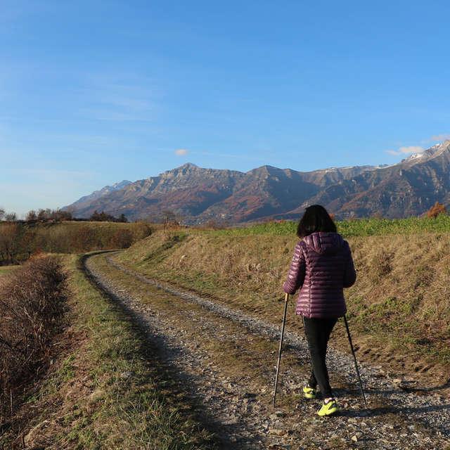 Marche nordique - Himal