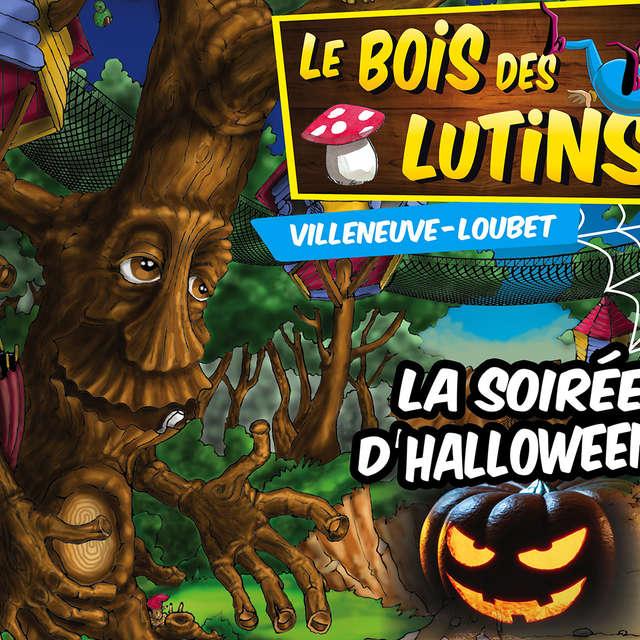 Fête d'Halloween chez les Lutins